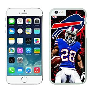Buffalo Bills cj-spiller 02 iPhone 6 Cases White 4.7 inches63517_53600-lifeproof accessories iphone 6