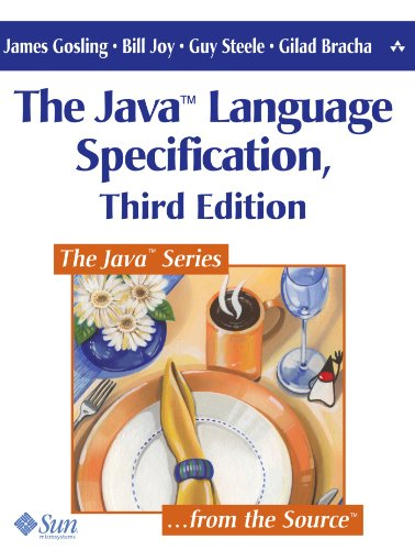 The Java Language Specification, 3rd Edition
