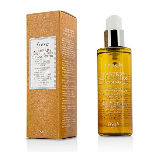Fresh Seaberry Skin Nutrition Cleansing Oil, 5 Ounce