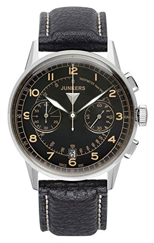 Junkers G38 6970-5 Mens Chronograph Classic & Simple