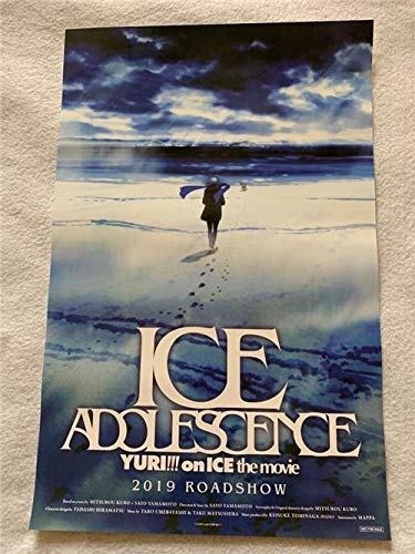 YURI ON ICE - ICE ADOLESCENCE - 11'x17' Original Promo Movie Poster Rare 2019