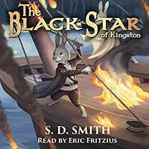 The Black Star of Kingston Audiobook