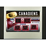 Best Fans With Pride Alarm Clocks - Montreal Canadiens Scoreboard Alarm Clock Review
