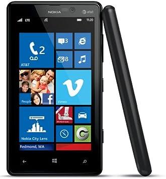 TIM Nokia Lumia 820 8GB Negro - Smartphone (AMOLED, 800 x 480 ...