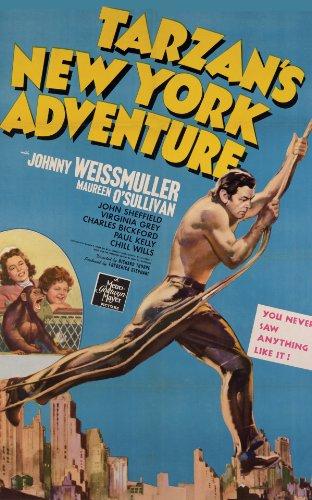 Tarzan's New York Event