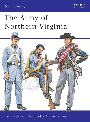 The Army of Northern Virginia (Men-at-Arms)