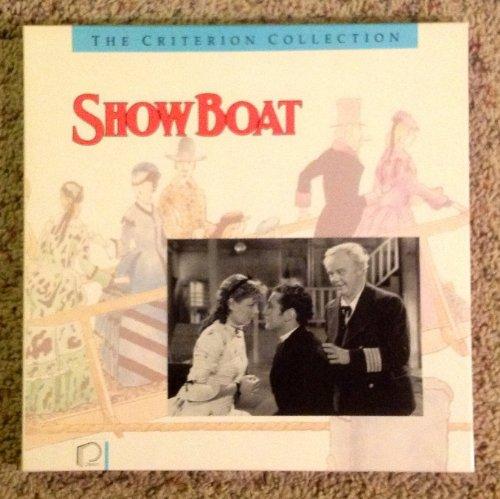 SHOWBOAT [1936] Deluxe Criterion Laserdisc