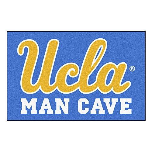FANMATS 14616 UCLA Nylon Universal Man Cave Starter - Rug Ucla