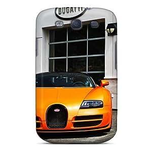 Cute High Quality Galaxy S3 Bugatti Veyron Vitesse Case by lolosakes