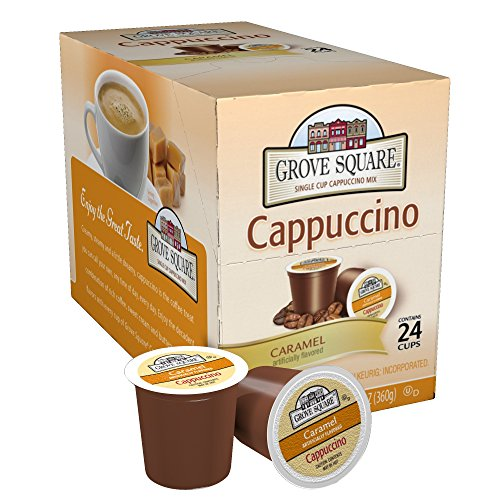 Grove Square Cappuccino Caramel Single product image