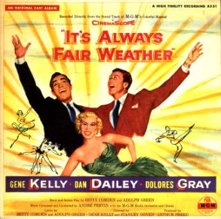 It's Always Fair Weather: Original Motion Picture Soundtrack [Set of Three Vinyl 7