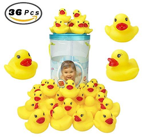 Bucket Pcs Rubber Duck Bath