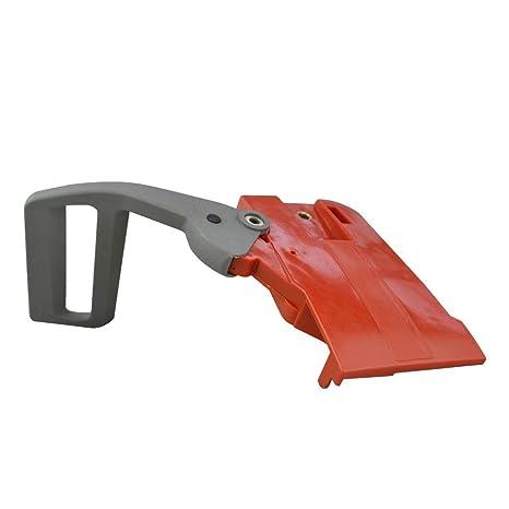 Plastic Chain Brake Side Cover Clutch Sprocket Fit Husqvarna 50 51 55 Chainsaws