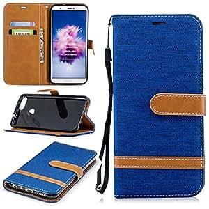 wallet case for huawei p smart enjoy 7s retro. Black Bedroom Furniture Sets. Home Design Ideas