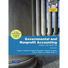 Governmental and Nonprofit Accounting: Theory and Practice, Update