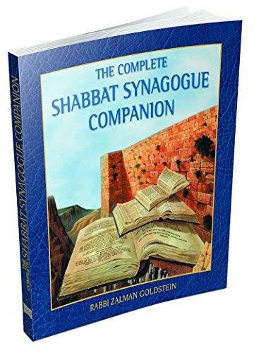 (The Complete Shabbat Synagogue Companion)
