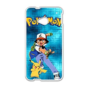 HTC One M7 Csaes phone Case Pokemon XJL93623
