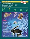 Alfred's Basic Piano Course Top Hits! Christmas, , 0739011855