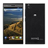 zte blade vec 4g - kwmobile Crystal hard case for ZTE Blade VEC 4G - thin transparent protection cover in transparent