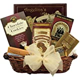 GreatArrivals Gift Baskets Peace & Prosperity Small Chocolate Holiday Christmas Gift Basket, 1.81 Kg