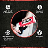 Bengay Pain Relieving Cream, Greaseless-2 oz
