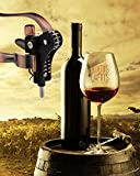 Best-Rabbit-Wine-Bottle-Opener-Corkscrew-Set-With-Foil-Cutter-and-Extra-Screwpull-Unique-Gift-Idea-For-Women-Men-Her-Him-Anniversary-Birthday-Christmas-Couples-Friendship-Wine-Gift