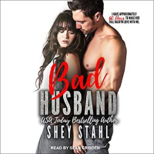 Bad Husband Hörbuch