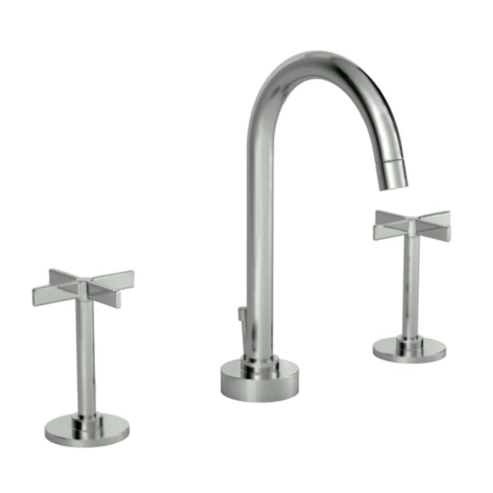 Jado 847003.144 Stoic Widespread Lavatory Faucet with Cross Handles ...