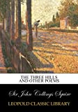 img - for The three hills and other poems book / textbook / text book