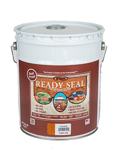 Ready Seal 520 5 Gallon Exterior