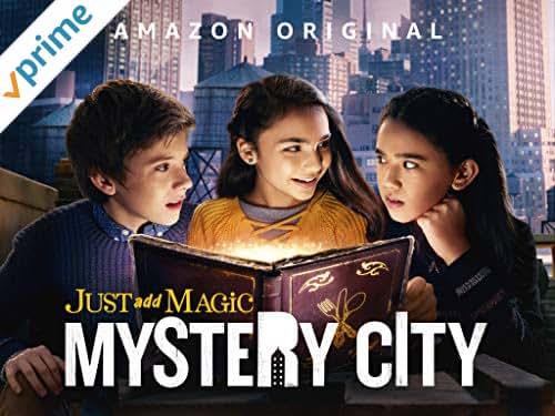 Just Add Magic: Mystery City