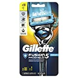Gillette Fusion5 ProShield Chill Men's Razor (1 Handle + 2 Blade Refills)
