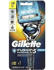 Gillette Fusion5 ProShield Chill Men's Razor, Handle...