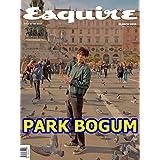 ESQUIRE 3月号 B型(2018)表紙:Park Bo Gum【5点構成】本册+記事翻訳+ Park Bo Gumポスター+ Park Bo Gumはがき2枚/韓国版/