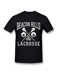Men's Beacon Hills Lacrosse T-shirt