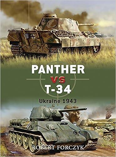 PANTHER VS T-34 UKRAINE 1943 EBOOK DOWNLOAD