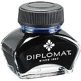 Diplomat 30ml bote de tinta, Color Negro