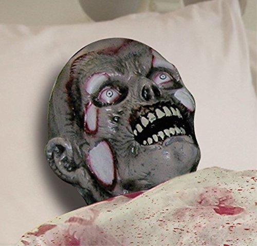 Life Size Walking Dead Body Parts ZOMBIE DEATH BED Morgue Horror Prop Decoration -