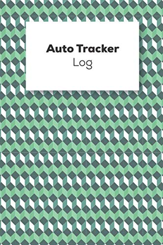 Auto Tracker Log: Vehicle Mileage Logbook For Business And Personal Use, Great For Sales Reps, Rideshare, And Tax Preparation