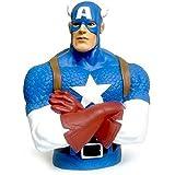 Marvel Captain America piggy bank