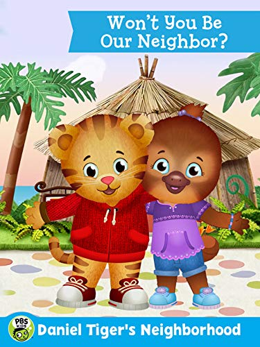 Tii Collections Halloween (The Daniel Tiger Movie: Won't You Be Our)