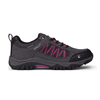 542b1ece776 Gelert Womens Horizon Low Waterproof Walking Shoes Outdoor Trekking Hiking