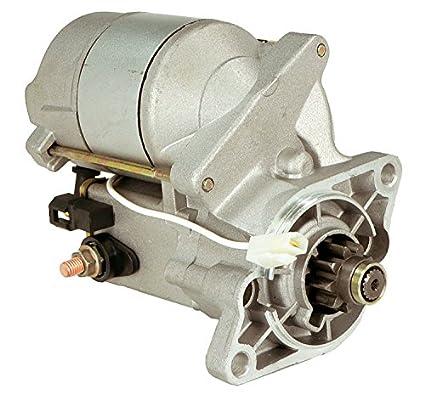 DB Electrical SND0474 Starter for Bobcat B200 B250 /Case 460 Maxi-Sneaker  1825B /Kubota D1005 D905B F2880 F2880E F3680 /Toro Groundmaster 228D 328D