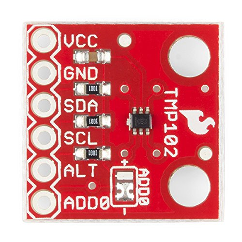 Sparkfun Digital Temperature Sensor Breakout TMP102