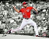 Washington Natiionals Max Scherzer 8x10 Action Photo Picture