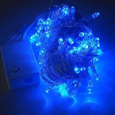 1.5Mx1.5M Blue Led Net Light with 144 LEDs