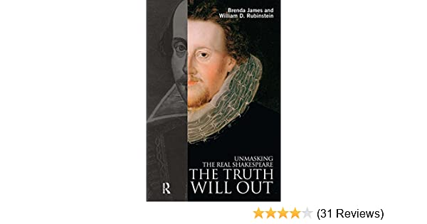 the truth will out james brenda rubinstein william