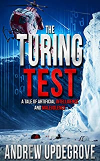 The Turing Test by Andrew Updegrove ebook deal