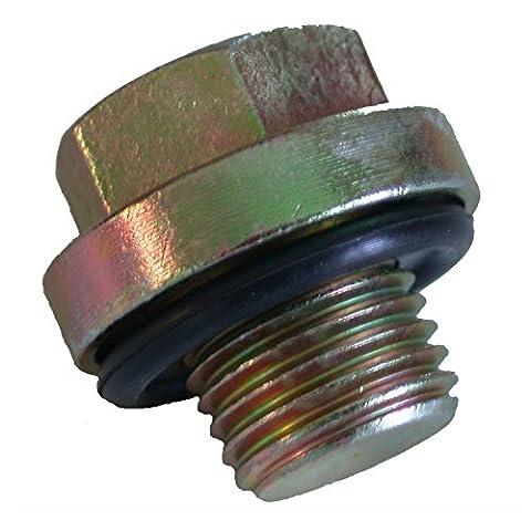 Needa Parts 653136 Rubber Oil Drain Plug for Honda
