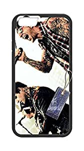 Avenged sevenfold cases for Iphone6 Plus 5.5,Iphone6 Plus 5.5 phone case,Customize case for Iphone6 Plus 5.5 By PDDSN.